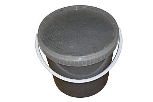 Basalt Fugensplitt/Verlegesplitt 1-3mm im 15Kg Eimer (1 Eimer)