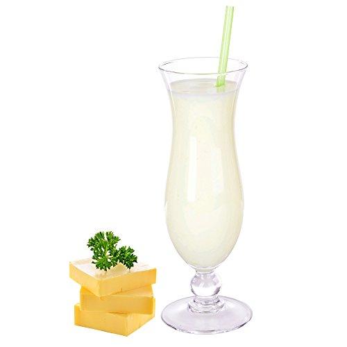 Reine Butter (Butter Geschmack Proteinpulver Vegan mit 90% reinem Protein Eiweiß L-Carnitin angereichert für Proteinshakes Eiweißshakes Aspartamfrei (1 kg))