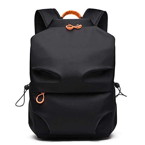 YHEB Schulrucksack-laptop rucksack 15,6 zoll oxford tuch mode gehirn rucksack student wasserdicht diebstahlsicherung (27 * 16 * 42,2 CM) Adidas Oxford