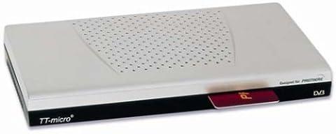 TechnoTrend TT-micro S202 Digitaler Sat-Receiver (NICHT mehr geeignet für Sky seit 18.11.2015)