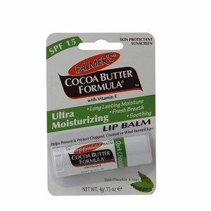 Palmer's Cocoa Butter Formula Moisturizing Lip Balm , Dark Chocolate/Mint 0.15 oz (4 g) by AB