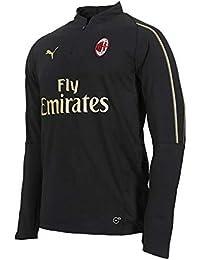 Puma AC Milan 18 19 - Haut de Foot Entraînement 1 4 Zip Joueurs 91109ecc49d