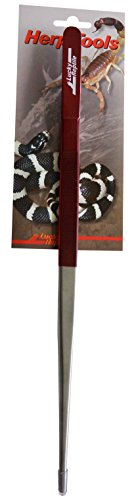 Lucky Reptile PG-40 Straight Tweezers, 40 cm