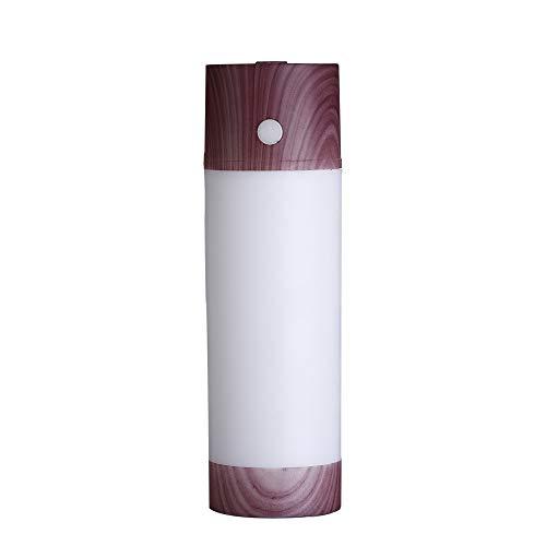 USB eléctrico Aroma aire difusor madera ultrasónico humidificador de aceite esencial aromaterapia fabricante de niebla fresca para el hogarDifusor ultrasónico del aceite esencial del aroma humectador