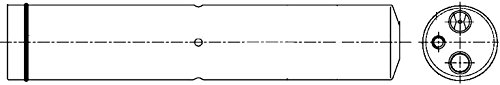 BEHR HELLA SERVICE 8FT 351 193-541  Trockner, Klimaanlage