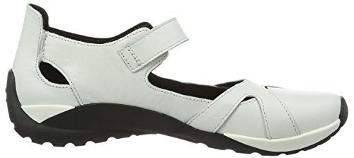 Camel Active Moonlight 71, Ballerines Femme Blanc (White 04)