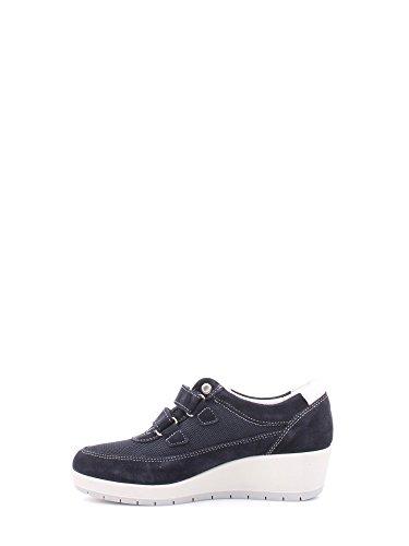 IGI&CO 5766400 Scarpa Velcro Donna Blu/blu