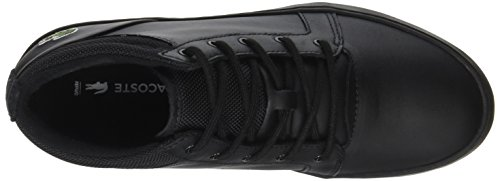 Lacoste Ampthill Chukka, Sneaker Donna Nero (Blk)