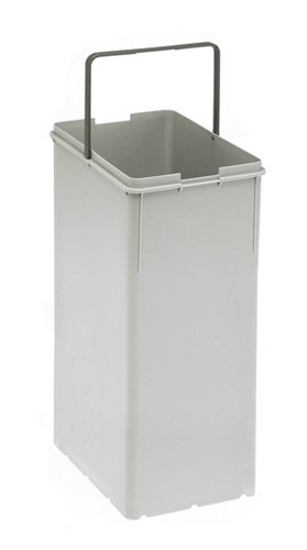 Franke accessoires : bac de 7 l, plastique, gris - 1330039556