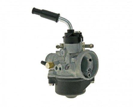 Carburatore DELLORTO 17,5mm Piaggio con predisposizione all'accensione dell'aria con meccanismo elettronico - Gilera-Runner 50 Cat [2001-2004]
