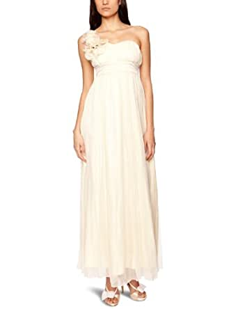 Fever 12W Women's Gown Dress Ivory Size 14