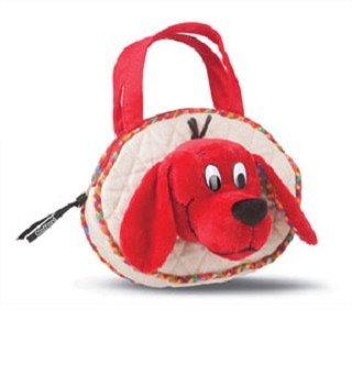 Clifford Oval Cream Bag 8 by Douglas Cuddle Toys by Douglas Cuddle Toys