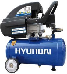 Hyundai 65600 1500W air compressor - air compressors (Black, Blue)