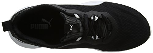 Puma Pacer Evo, Sneakers Basses Mixte Adulte Noir (Puma Black-puma White 01)