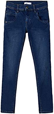 Name It Nittax Slim/Xsl DNM Pant Nmt Noos Jeans Bambino