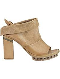 A.S. 98 Mujer Mcglcat03160e Beige Cuero Sandalias