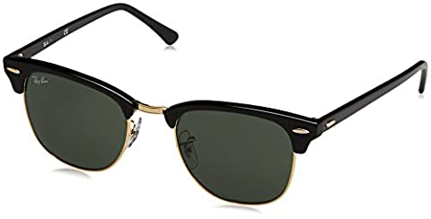 Ray-Ban Sonnenbrille CLUBMASTER (RB 3016 W0365 51)