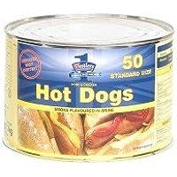 Westlers 50 Cerdo Standard & Chicken Hot Dogs - 1 x 1.7kg