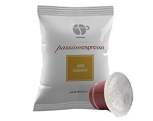 100 Kaffee Kapseln - PassioNespresso Oro - Comp. Nespresso - Lollo kaffee