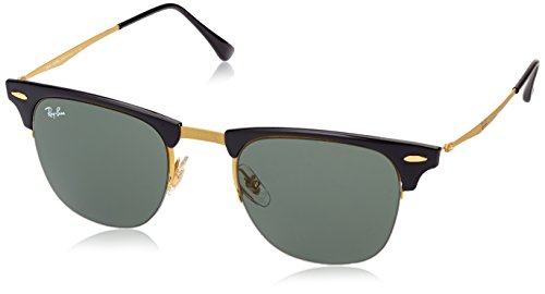 Ray-Ban Unisex RB8056 Lightray Clubmaster Sonnenbrille, Gold (157/71 157/71)