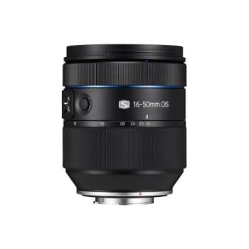 Samsung EX-S1650ASB Premium NX Bajonett Standard-Zoomobjektiv