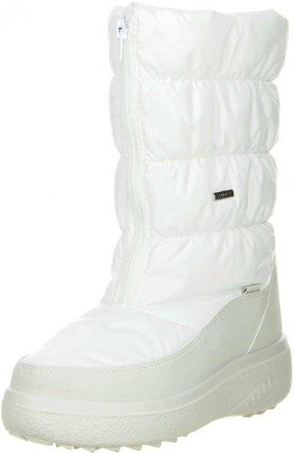 Vista Damen Winterstiefel Snowboots PROTEX Weiß