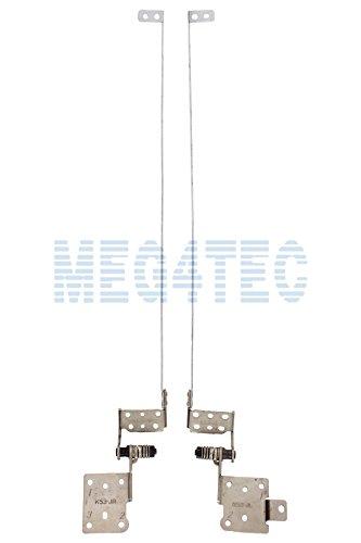 New Asus K53E X53E A53E LCD-Bildschirm Scharniere Paar Links Rechts Klammern A28
