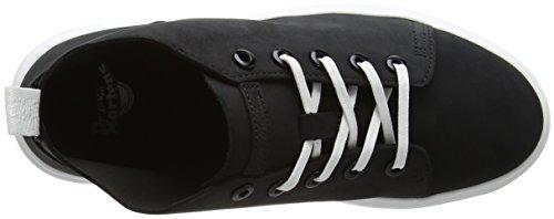 Dr. Martens Unisex-Erwachsene Baynes Chukka Boots Schwarz (Black Kaya)