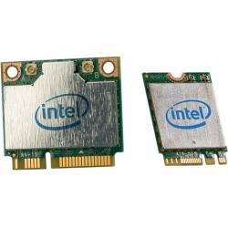 Intel 3160. Hmwwb. R Double bande sans fil AC Adaptateur réseau PCI Express Half Mini Card–métallique