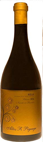 Blanco Altos R Pigeage Rioja Alavesa 75 Cl