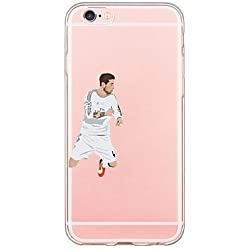 Funda iPhone 6/6S Fútbol - Sergio Ramos - Real Madrid