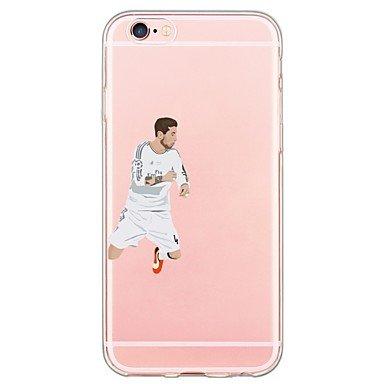 Funda iPhone 6/6S Fútbol - Sergio Ramos - Real Madrid