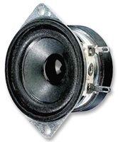 Visaton VS-FRS5/8 - Lautsprecher (Verkabelt, Terminal, 5 W, 150-20000 Hz, 8 Ohm, Schwarz)