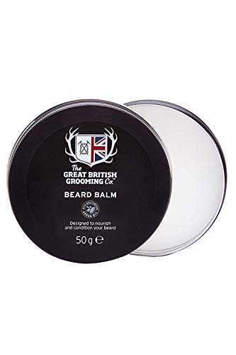 The Great British Grooming Co. Baume à Barbe 50 g