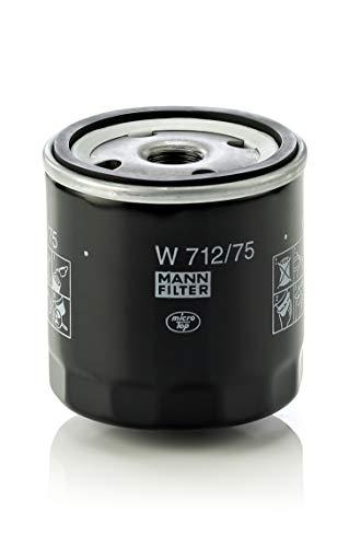 Original MANN-FILTER Ölfilter W 712/75 - Für PKW