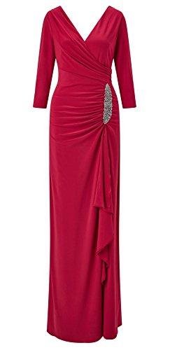 Gomez Jersey Maxi Dress