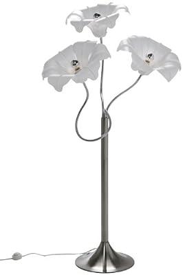 Kare 69897 Standleuchte Bloom 0.35 Meter x 0.65 Meter x 1.61 Meter, weiß von Kare - Lampenhans.de