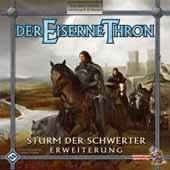 Heidelberger Spieleverlag HEI00119 - Eiserne Thron: Sturm der Schwerter Erweiterung