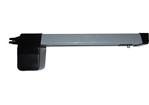 Automatischer Flügeltoröffner für Doppelflügeltore inkl. Lampe, Lichtschranke