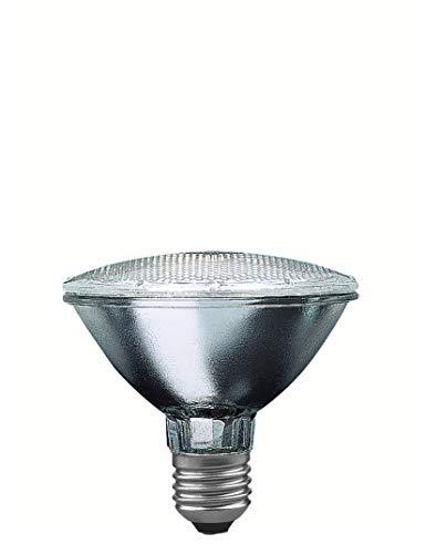 Klar, Aluminium-reflektor (Paulmann Halogen Alu Reflektor PAR 30 75W, E27 230V 95m)