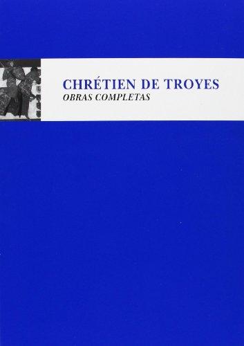 Obras completas (Blu) por Chrétien de Troyes