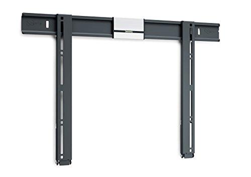 Vogel\'s THIN 505 TV-Wandhalterung für 102-165 cm (40-65 Zoll) Fernseher, starr, max. 40 kg, Vesa max. 600 x 400, schwarz