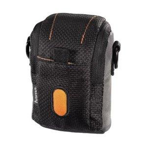 Hama Sorento 40G Kompaktkamera-Tasche schwarz/orange