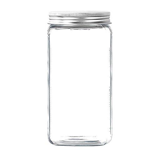 Einfache Tasse 500 Ml Innovative Lebensmittelqualität Kunststoff Getränkeflasche Saft Kalten Tee Flasche Mode