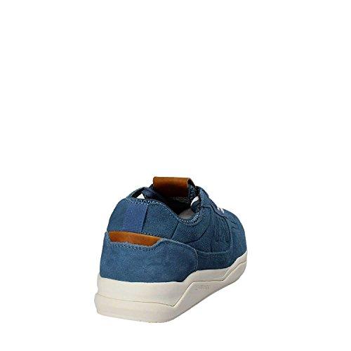 Lumberjack Spin, Sneaker a Collo Basso Uomo Jeans