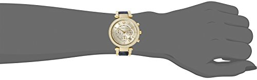 Michael Kors Analog Gold Dial Women's Watch - MK6238