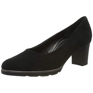Gabor Shoes Damen Comfort Fashion Pumps, (Schwarz 47), 36 EU