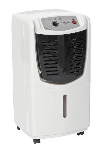 Comedes LTR 600 Luftentfeuchter, Bautrockner - Speziell für Kellerräume - bis zu 31 Liter pro Tag (Raumgröße bis zu 200 m²)