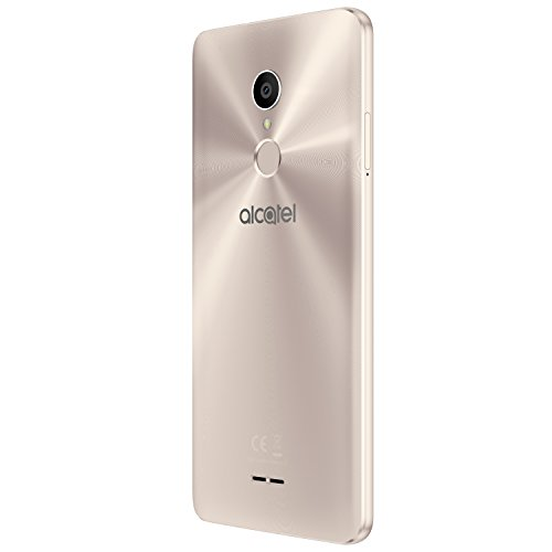 Alcatel 3C Smartphone da 16 GB, Dual SIM, Display