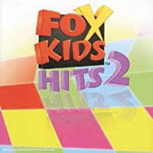 Fox Kids Hits Vol. 2 (inclus un bonus CD-Rom 3 plages avec karaoke Britney Spears, Priscilla et Jonatan Cerrada)